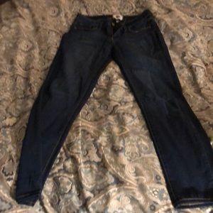 Paige Verdugo ankle jeans size 28
